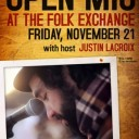 Open Mic at The Folk Exchange