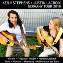 Justin Lacroix & Kerji Stephens Germany Tour