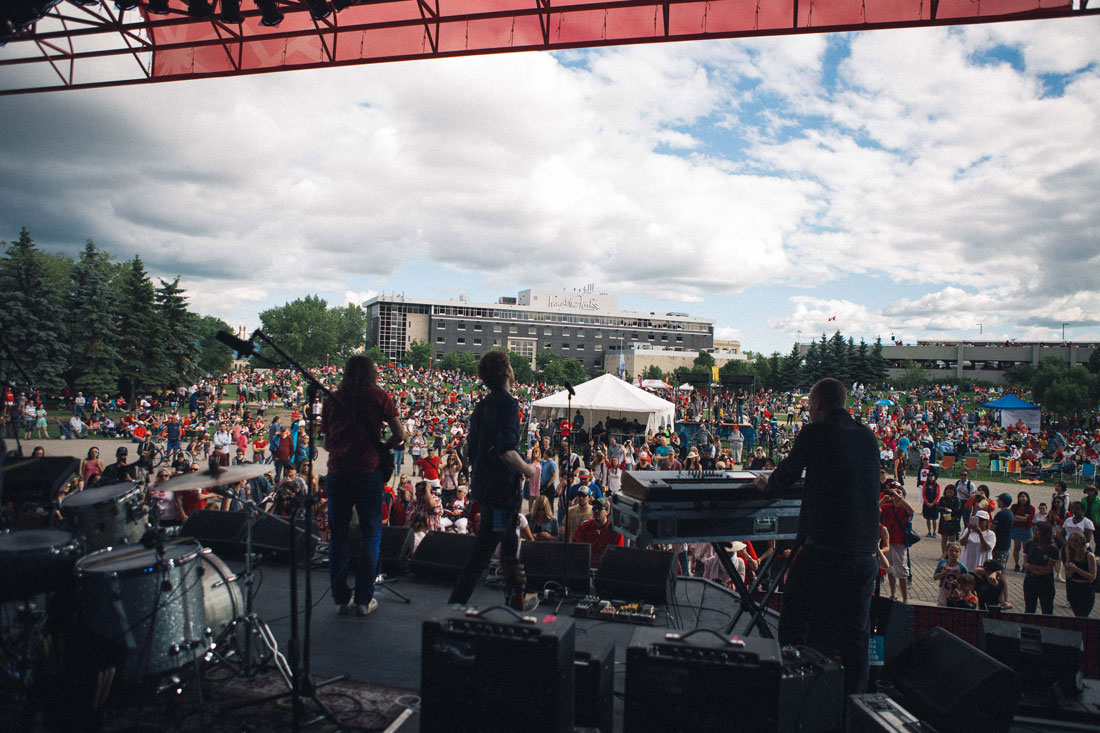 Canada Day at The Forks (Photo: BNB Studios)
