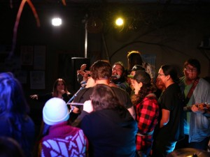 Indigenous Music Residency Open Mic 2018